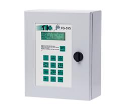 FG-SYS Unit - fuel leak detection - water leak detection - acid leak detection